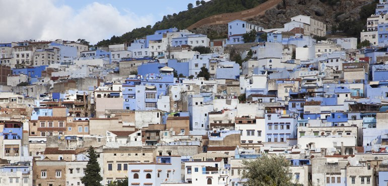 Asilah and Chefchaouen in riads - 3 days