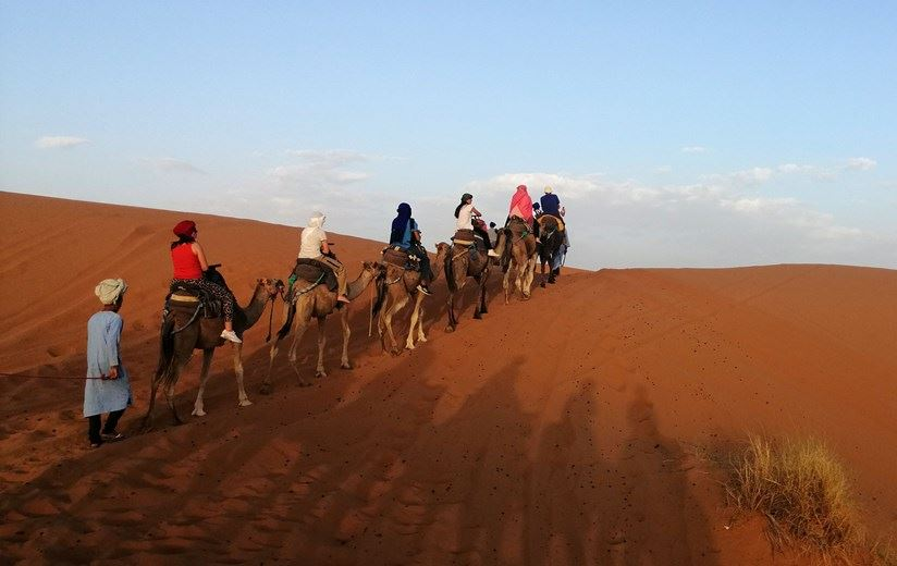 5 day tour to Sahara from Seville